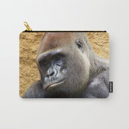 Sad Gorilla Carry-All Pouch