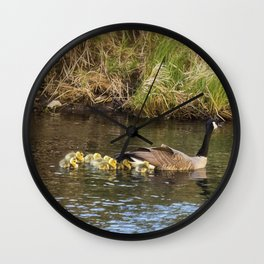 Moving the Brood Wall Clock