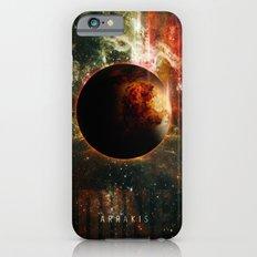 DUNE Planet Arrakis Poster iPhone 6s Slim Case