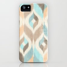 Soothing Waves Ikat Slim Case iPhone (5, 5s)