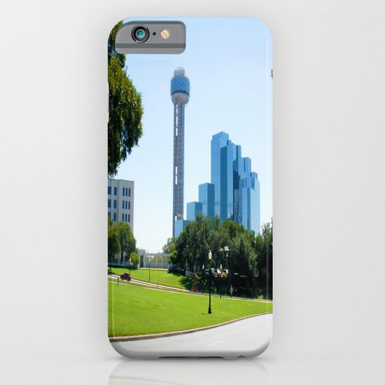 Reunion Tower, Dallas iPhone & iPod Case