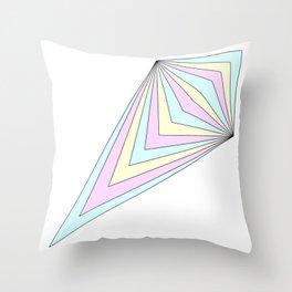 shard Throw Pillow