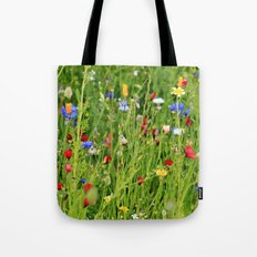 Colourful Garden - JUSTART © Tote Bag