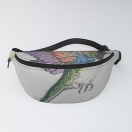Bird of Happiness Fanny Pack