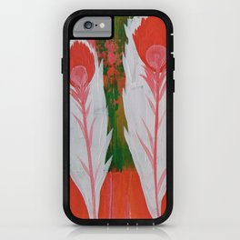 """light as a feather"" iPhone Case"