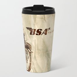 BSA - Vintage Poster Travel Mug