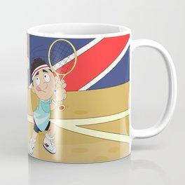 Olympic Sports: tennis Coffee Mug