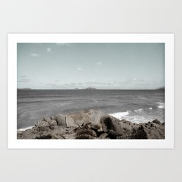 LANDSCAPE - AUSTRALIA Art Print