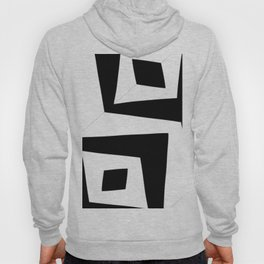 Squished Squares Hoody
