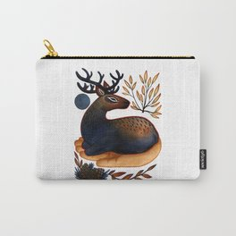 The Spirit of the Elk Carry-All Pouch