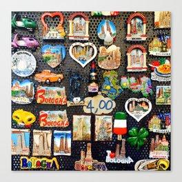 Pins Canvas Print
