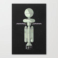 Tales of Pirx the Pilot Canvas Print