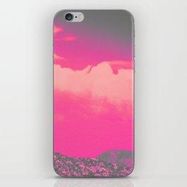 We gazed the beauty of teenage dreams vaporizing into uncertainty. iPhone Skin