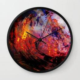 Natura Obscura Wall Clock