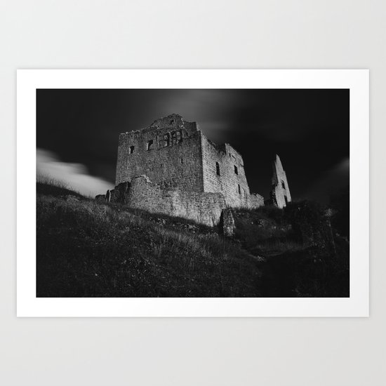 The Ruins #2 Art Print