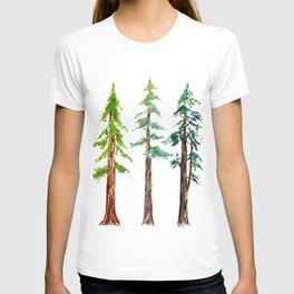 Tall Trees Please T-shirt
