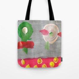 Mother & Daughter Tote Bag