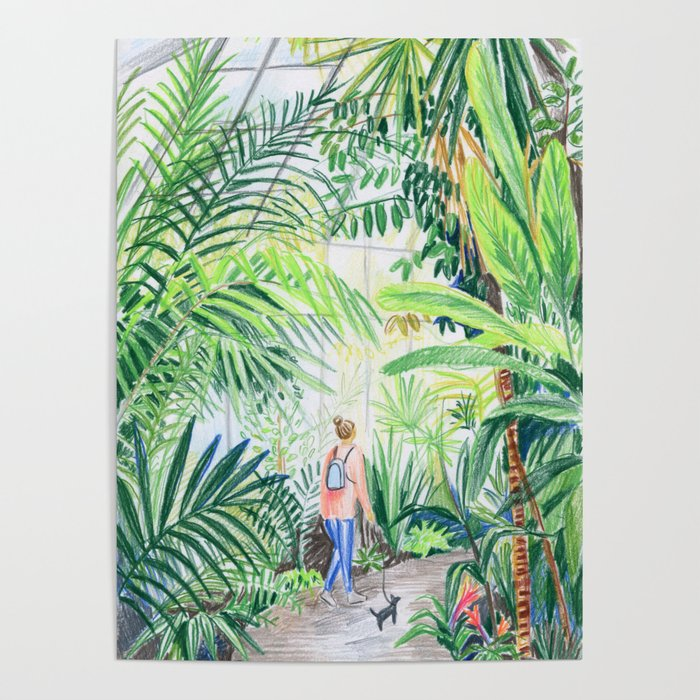 nice walk Poster