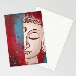 Mindful Buddha Stationery Cards