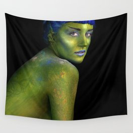 Eco Pornography Wall Tapestry