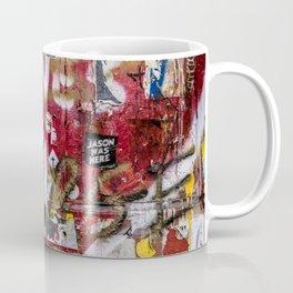 Graffiti NYC Coffee Mug