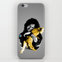 ripley iPhone & iPod Skins featuring Officer Ripley by mirodeniro