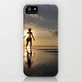 inner light iPhone Case