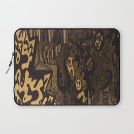 It Runs Deep Laptop Sleeve