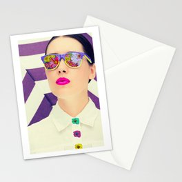 I CAN SEE THE BEAUTY IN YOUR EYES Stationery Cards