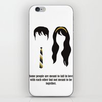 500 days of summer iPhone & iPod Skins featuring 500 days of Summer by Lucas de Souza