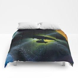 Boldly Go! Comforters