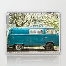 Van that saw many Springs Laptop & iPad Skin