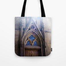 Loretto Chapel Tote Bag