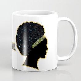 I love my natural skin Coffee Mug
