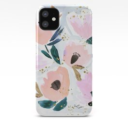 Dreamy Flora iPhone Case