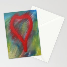 A full heart Stationery Cards