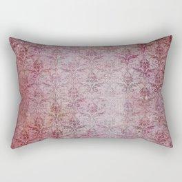 Damask Vintage Pattern 11 Rectangular Pillow
