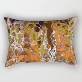 Autumnal ferns Rectangular Pillow