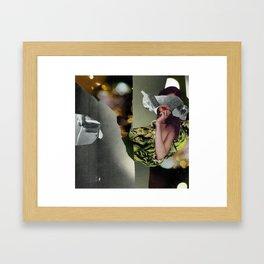 Lost Landscape Framed Art Print