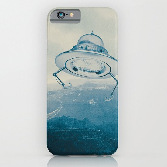 UFO III iPhone & iPod Case