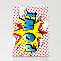 comics Stationery Cards featuring comics  by mark ashkenazi