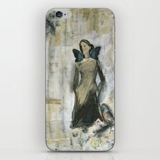 Bird of Truth iPhone Skin