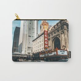 chicago strret Carry-All Pouch