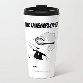 The Unemployed - Polino Travel Mug