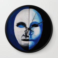The Moon Man Wall Clock