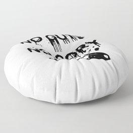 No Guts, Not Gory! Floor Pillow