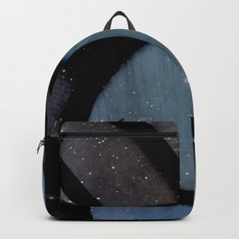 Starry Night - Clock Tower Backpack