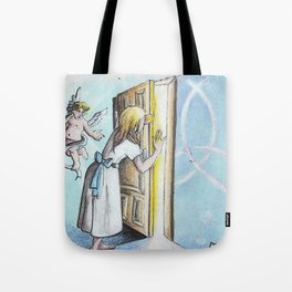 GrimmSeries3 - Marie's child Tote Bag