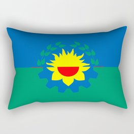 flag of Buenos Aires (Province) Rectangular Pillow