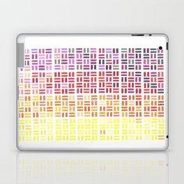 Pencil Mosaic #1 Laptop & iPad Skin